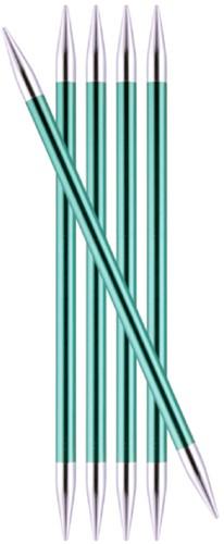 KnitPro Zing Strumpfstricknadeln 20cm 8mm