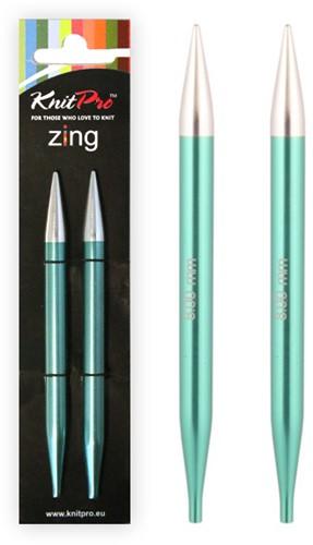 KnitPro Zing Austauschbare Rundstricknadeln 3mm - 8mm